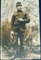 Foto vojáka - 1. sv. válka 1915