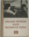 Základní příručka řidičů motorových vozidel