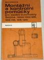 Cedrich M. R. - Montážní a kontrolní pomůcky pro osobní automobily Škoda