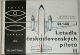 Šorel V., Velc J. - Letadla československých pilotů II.