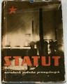 Statut národních podniků průmyslových