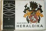 Buben Milan - Heraldika