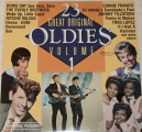 LP - 23 Great original Oldies volume 1