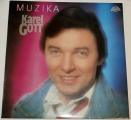LP Karel Gott - Muzika
