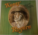 LP Kenny Rogers - Always Leaving, Sunshine, Sleep Comes Easy, Ticket To Nowhere