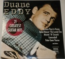 LP Eddy Duanne - 21 Greatest Guitar Hits