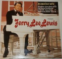 LP Jerry Lee Lewis - 18 Greatest Hits