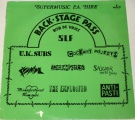 LP  - The exploited - Back Stage Pass