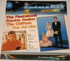 LP The Fleetwoods, Frankie Avalon, The Chiffons, The And Libs