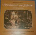LP  Flötenkonzerte und Sinfonien - Friedrich II. von Preussen
