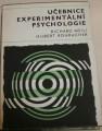 Melli Richard, Rohracher Hubert - Učebnice experimentální psychologie