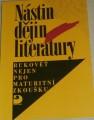 Kudrys, Fetter - Nástin dějin literatury