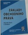 Švarc Zbyněk - Základy obchodního práva