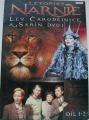 DVD - Letopisy Narnie - Lev, čarodějnice a skříň - 1+2 díl