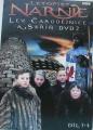 DVD - Letopisy Narnie - Lev, čarodějnice a skříň - 3+4 díl