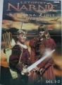 DVD - Letopisy Narnie - Stříbrná židle - 1+2 díl