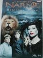 DVD - Letopisy Narnie - Stříbrná židle - 3+4 díl