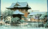 Japonsko Tokyo - Temple Kameido Tenjin