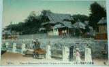 Japonsko Yokohama - View of Motomachi-Buddhist Temple