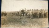 Vojenská přehlídka 1914 Theresienstadt