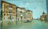Benátky - Venezia Canal Grande Palazzo Franchetti