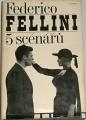 Fellini Federico - 5 scénářů