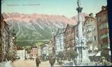 Rakousko - Innsbruck: Maria Theresienstrasse