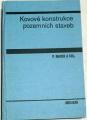 Marek Pavel - Kovové konstrukce pozemních staveb