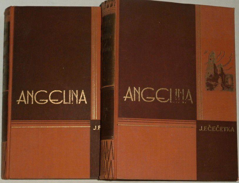 Angelina, bílá sestra 1. a 2. díl