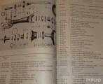 Katalog náhradních dílů Tatra 111, 111R, 111N, 111S, 111C