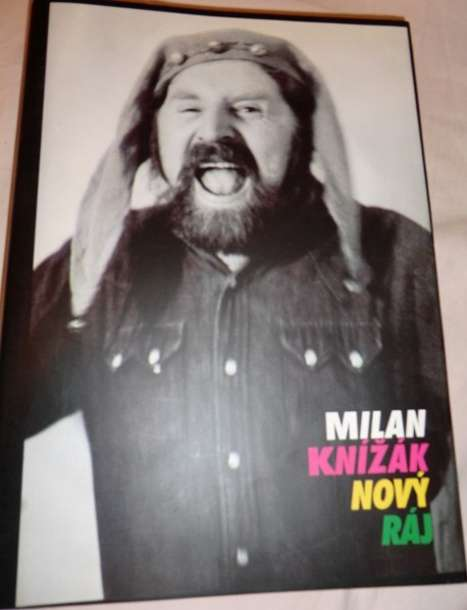 Knížák Milan - Nový ráj