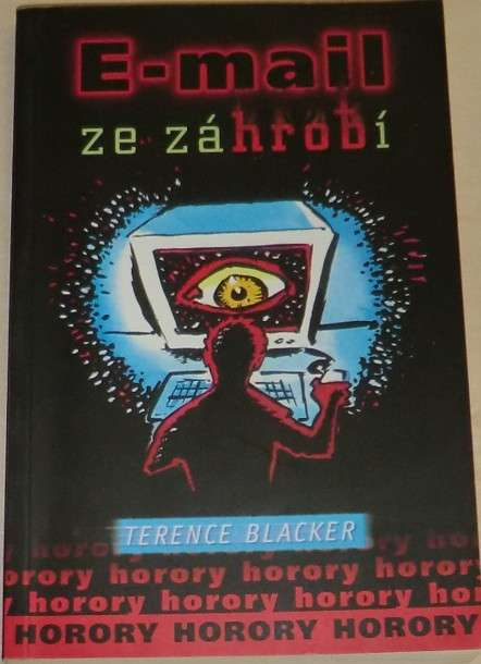 Blacker Terence - E-mail ze záhrobí