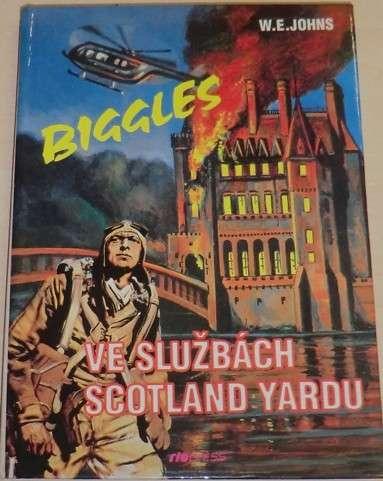 Johns W.E. - Biggles ve službách Scotland Yardu