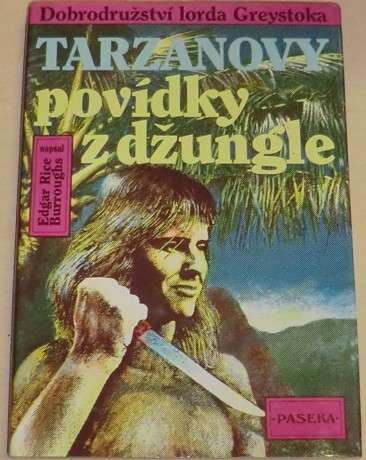 Burroughs Edgar Rice - Tarzanovy povídky z džungle