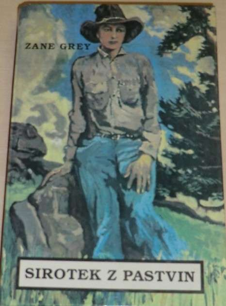 Grey Zane - Sirotek z pastvin