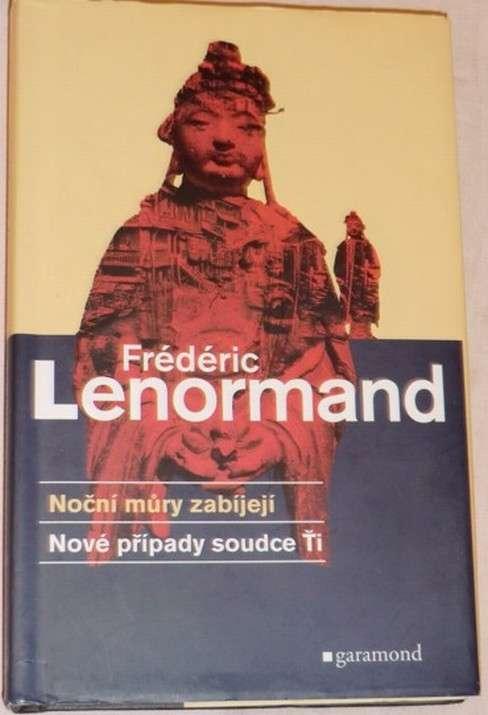 Lenormand Fréderic - Noční můry zabíjejí (Soudce Ti)