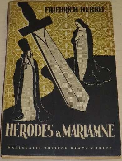 Hebbel Friedrich - Herodos a Mariamne
