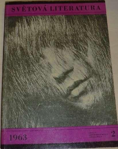 Světová literatura 1963, č.2