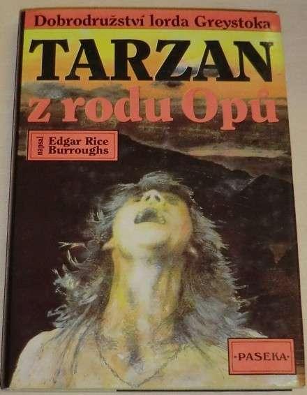 Burroughs Edgar Rice - Tarzan z rodu Opů