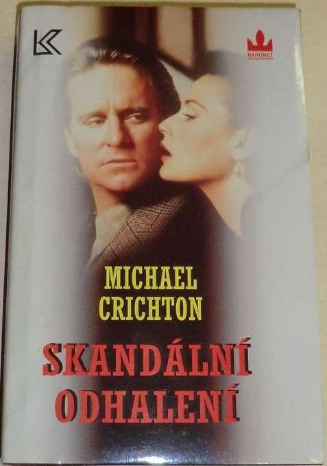 Crichton Michael - Skandální odhalení