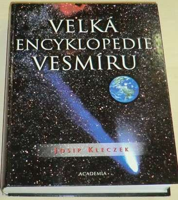 Kleczek Josip - Velká encyklopedie vesmíru