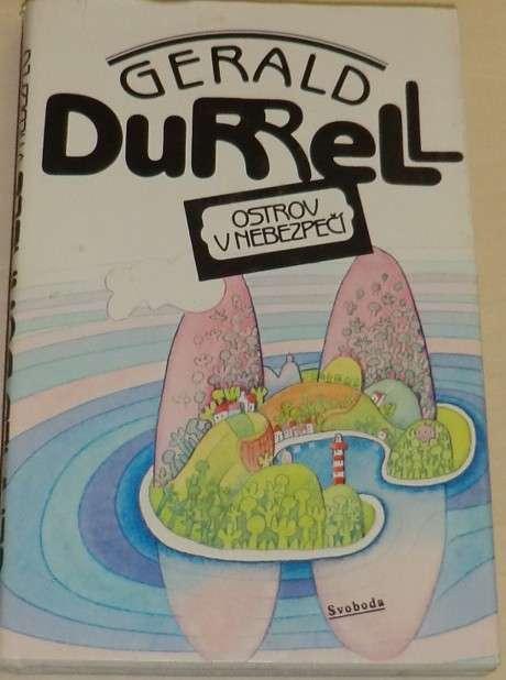 Durrel Gerald - Ostrov v nebezpečí
