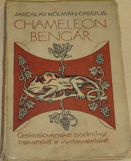 Lolman-Cassius Jaroslav - Chameleon Bengár