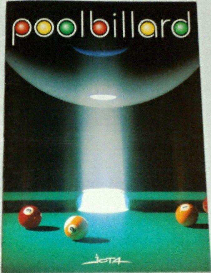 Pejcic Bogdan, Meyer Rolf - Poolbillard - základy pro techniky a hry