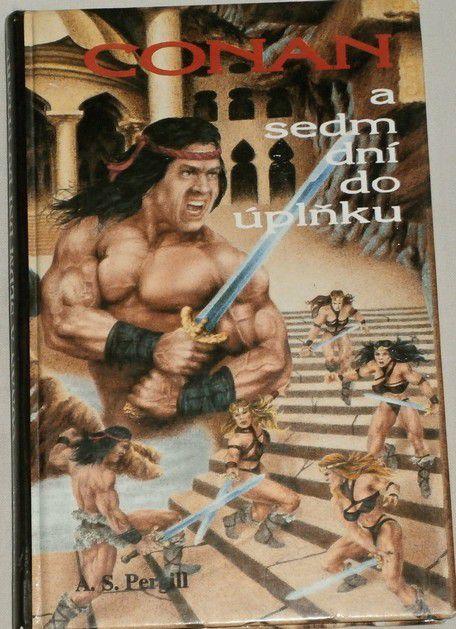 Pergill A. S. - Conan a sedm dní do úplňku