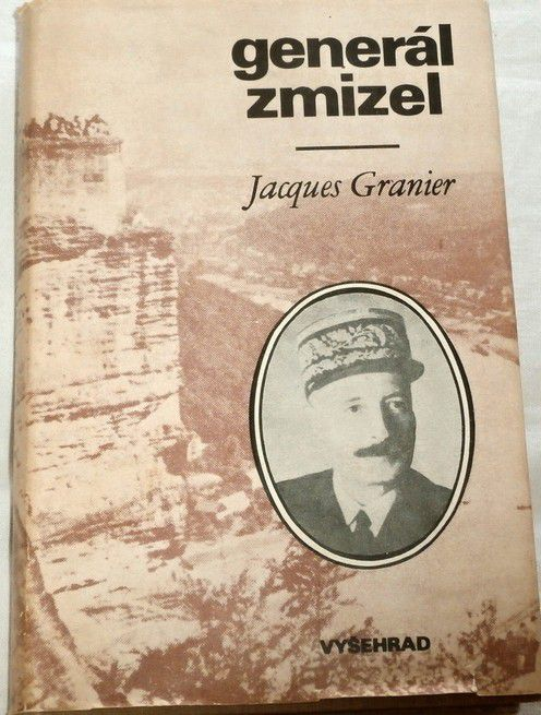 Granier Jacques - Generál zmizel