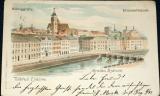 Hradec králové - Nábřeží Eliščino 1900