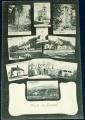 Kouto na Šumavě okénková kol r. 1915
