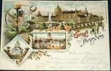 Německo - Dresden 1900