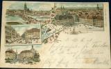 Německo - Dresden 1901